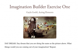 AE Imagination Builder One