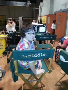 Matthew on The Middle